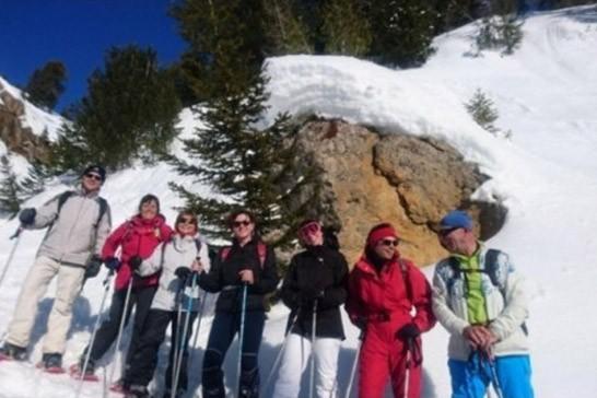 Ski Latino - La Plagne
