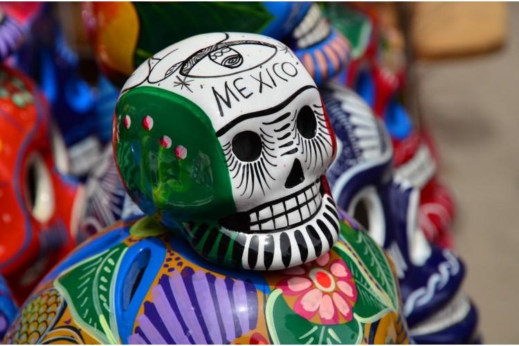 Découverte du Mexique
