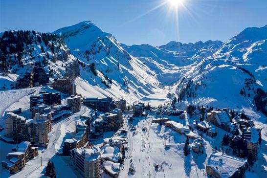 Ski à Avoriaz - Club 3*
