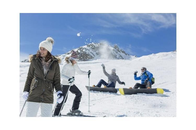 Nouvel An au Ski à Tignes