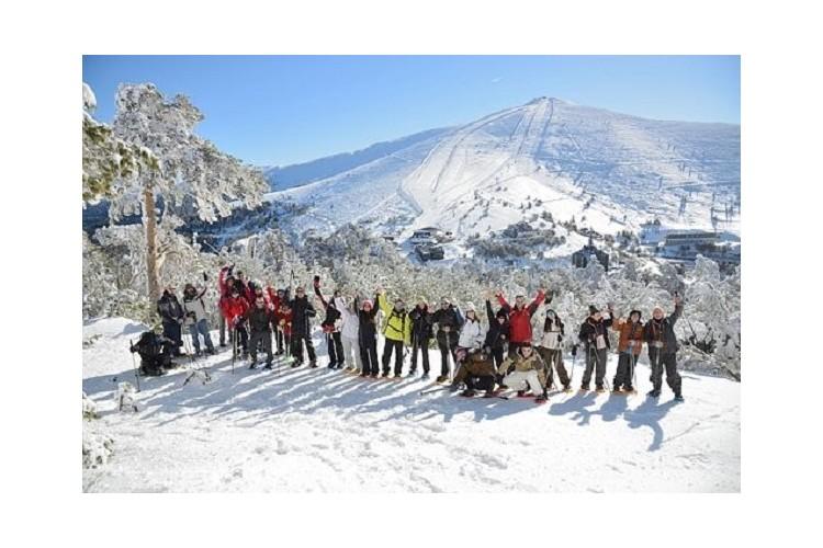 Nouvel An en Auvergne : Rando Raquettes