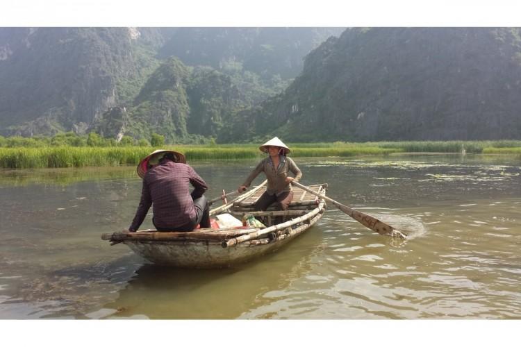 Découverte du Vietnam