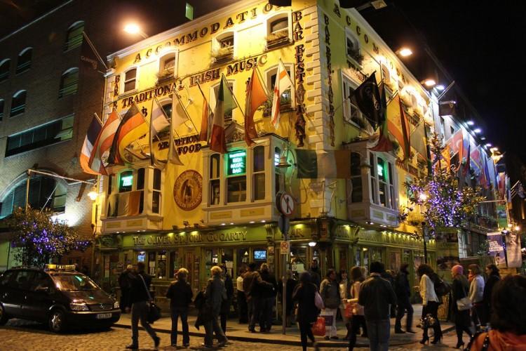 Découverte de l'Irlande -50% sur votre supplément Single