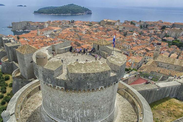 Découverte de la Croatie -50% sur le supplément chambre individuelle