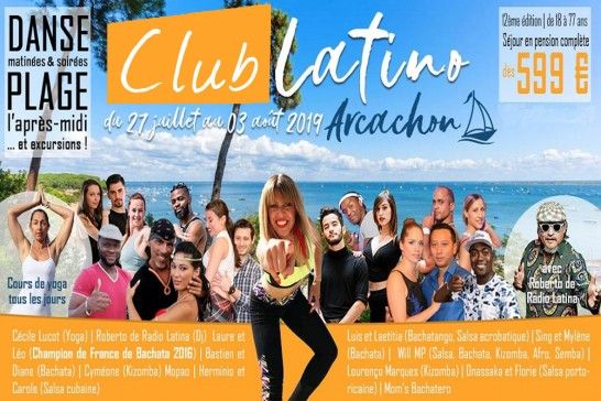 Club Latino - Arcachon