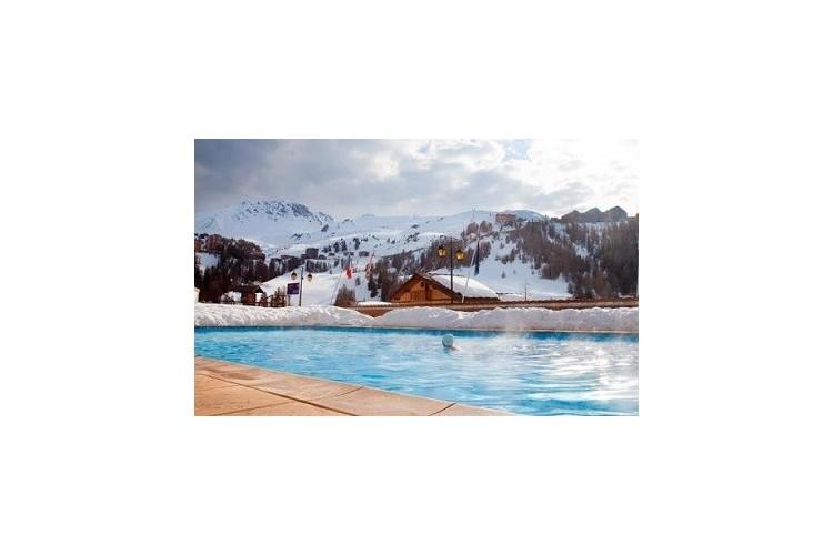 Ski Lindy - La Plagne