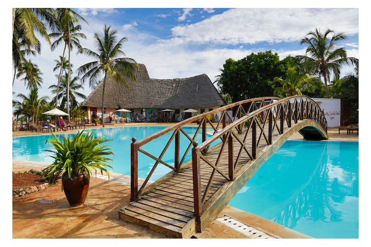 Zanzibar  Club 4* Tout inclus Kiwengwa