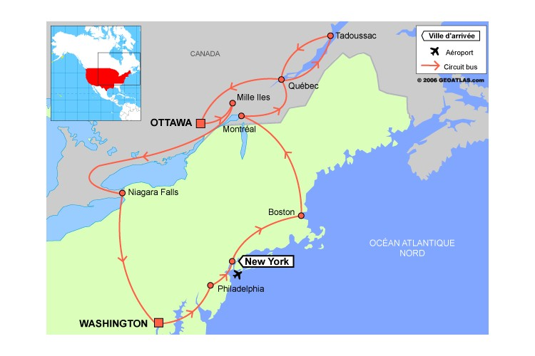 Circuit USA/Canada