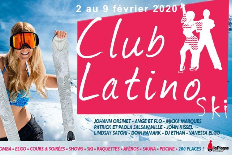 Club Latino Ski - La Plagne