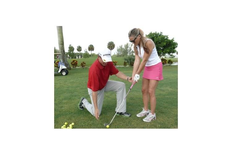 Stage de golf en option