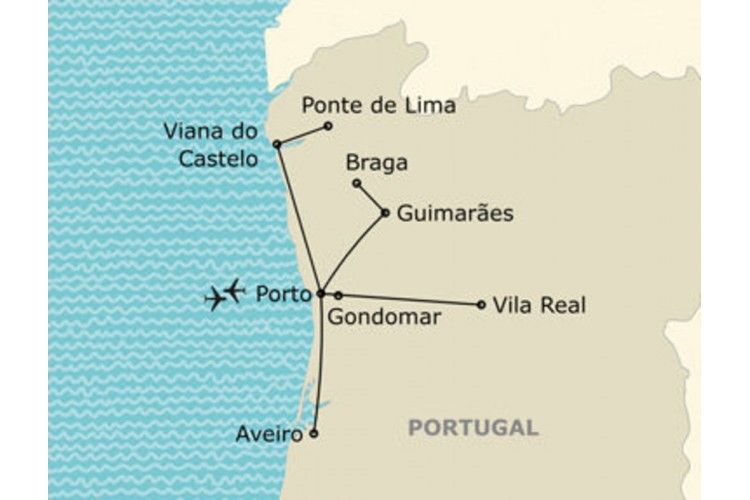 Circuit Portugal 100% Solos Supplément SINGLE OFFERT