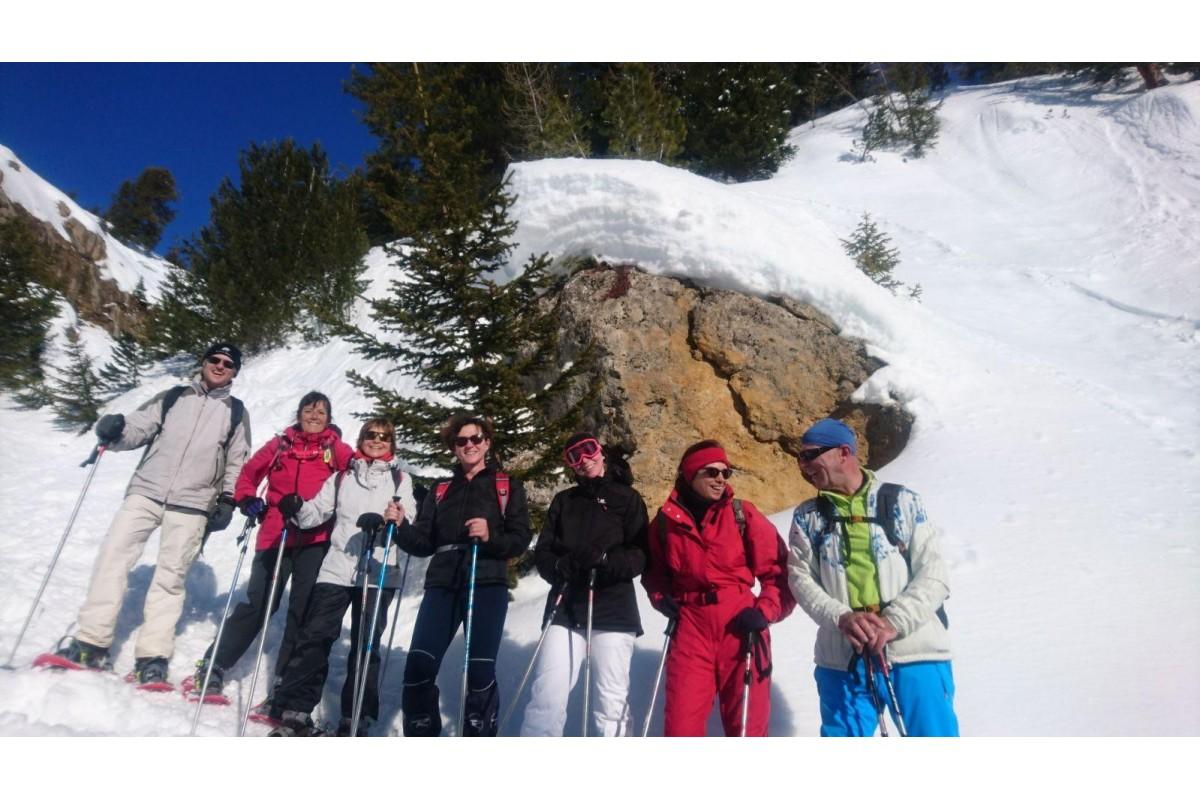 Les mordus de sports d'hiver peuvent y trouver des partenaires de descente et plus si affinités.
