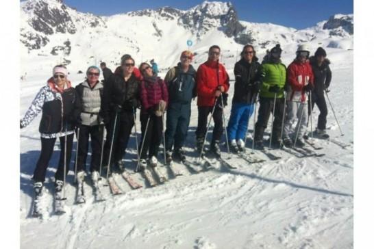Ski West Cost Swing & Lindy - La Plagne