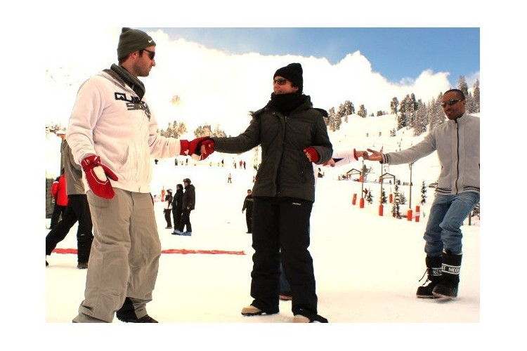 Ski West Cost Swing & Lindy - La Plagne