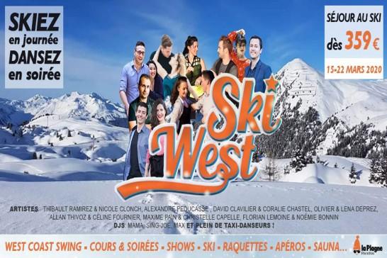 Ski West - La Plagne