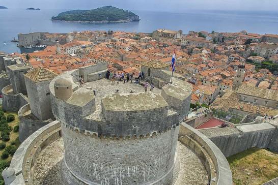 Circuit à Dubrovnik -50% sur le supplément single
